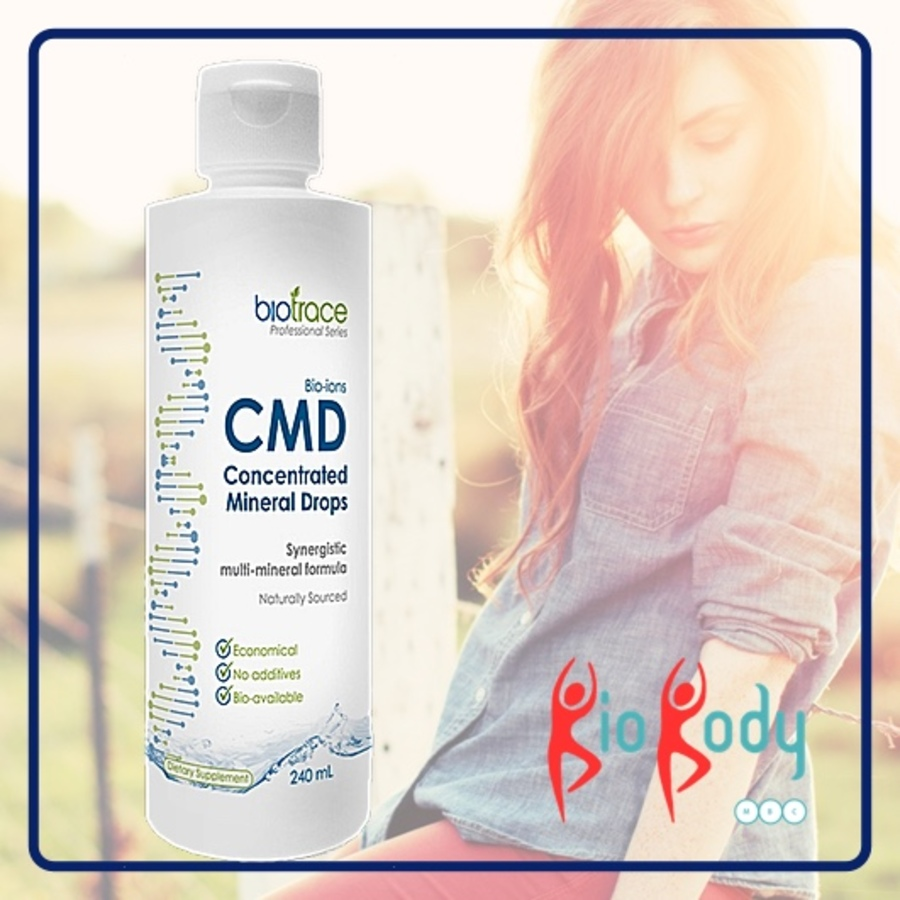CMD - Complete Mineral Drops